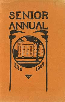 1909 Ilion Yearbook