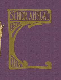 1911 Ilion Yearbook