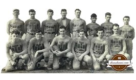 Ilion 1935 Football Team