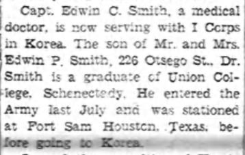 Dr. Edwin C. Smith