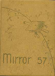 1957 Mirror Cover Ilion