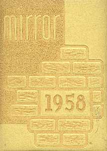 1958 Ilion Yearbook