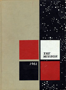 1961 Ilion Yearbook