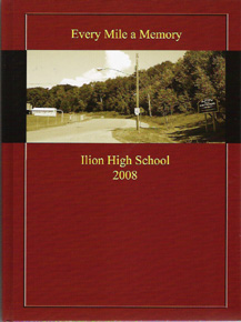 2008 Ilion Yearbook