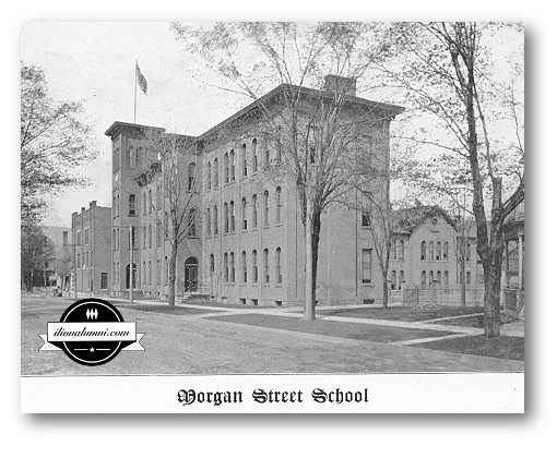 Morgan Street School, Ilion
