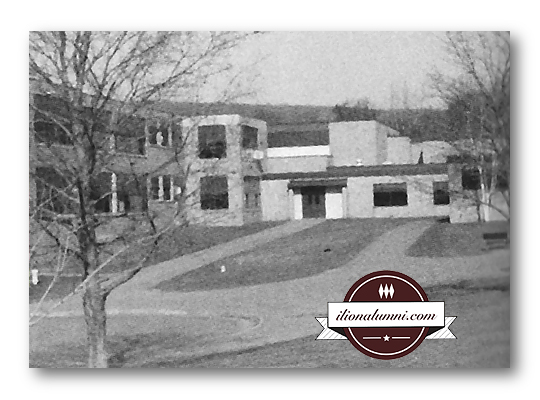 Ilion High School Building 1994