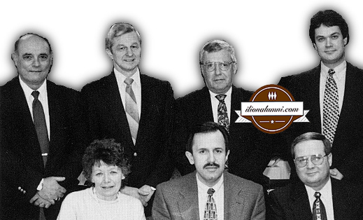 1998-99 Ilion Central School District - Board of Education
