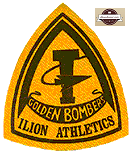 Ilion Athletics Sports Patch