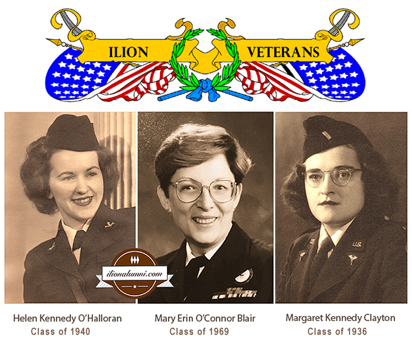 Ilion Alumni Women Veterans